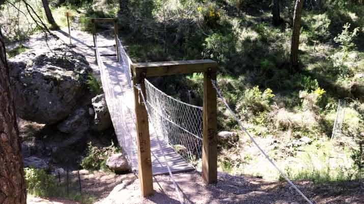 Ruta por el Sendero del Berro
