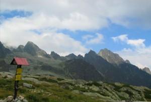 Cordillera Montes Tatras