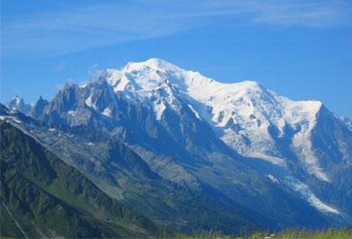 Tour Mont Blanc (Chamonix-Courmeyeur)
