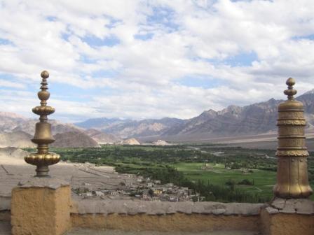 Ladakh - Lamayuru a Chiling