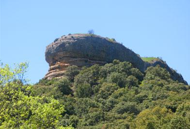 Castillo de Naya - Sierra de Guara
