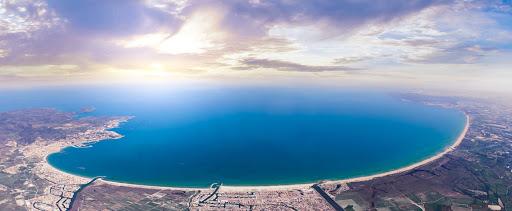El golfo de Roses