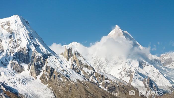 Cara a cara con la montaña