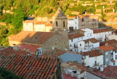 Castillo de Villamalefa